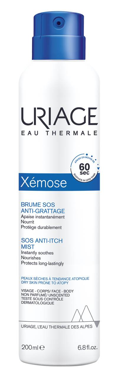 Uriage Xemose Spray Sos Anti Prurito 200 Ml