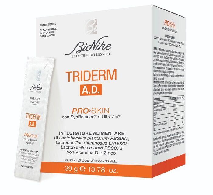Bionike Triderm Atopic Dermatitis Pro Skin 30 Stick