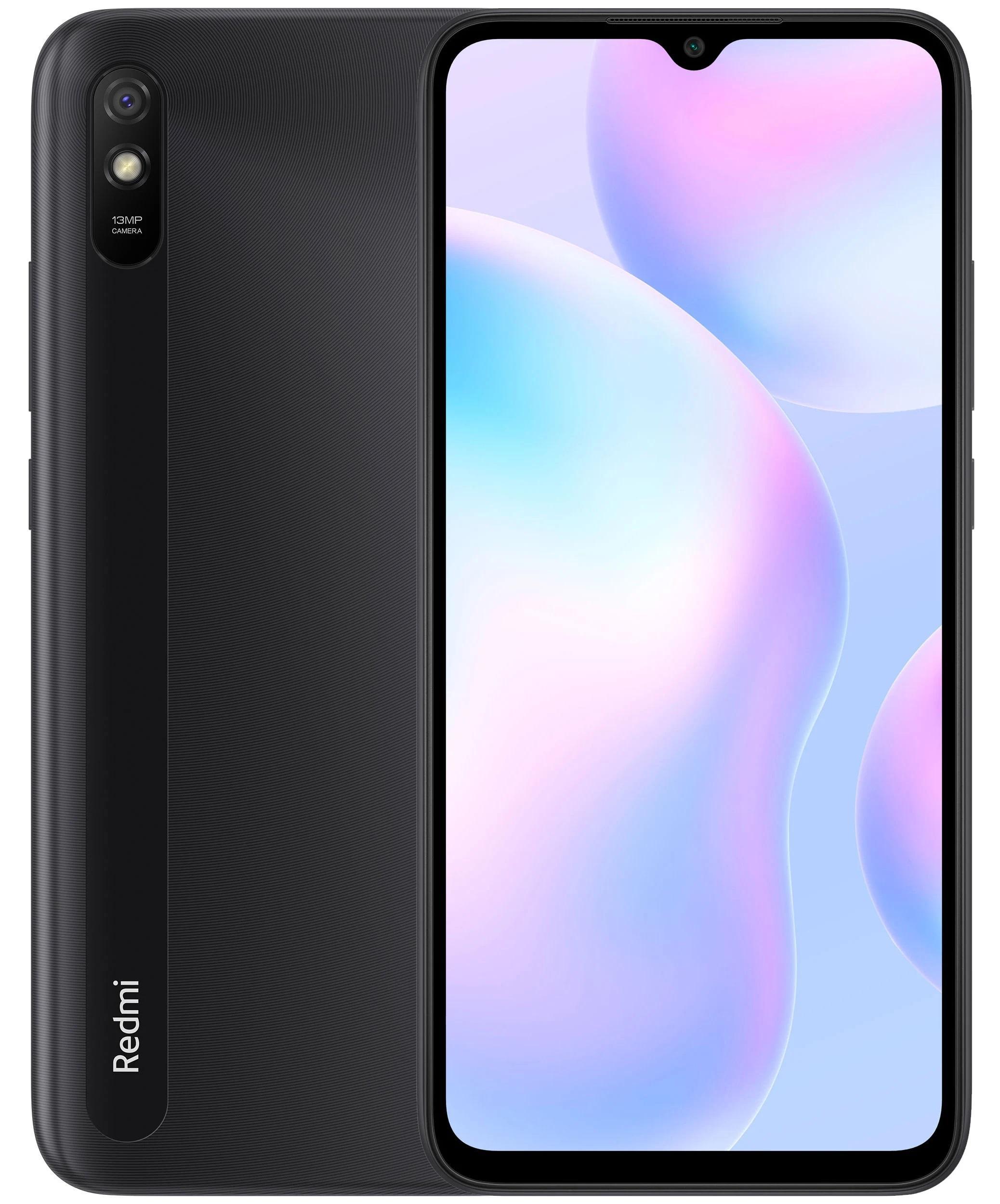 """Xiaomi Redmi 9A 16,6 cm (6.53"""") Doppia SIM 4G Micro-USB 2 GB 32 GB 5000 mAh Grigio"""