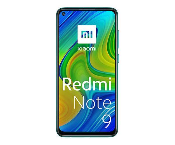 "TIM Xiaomi Redmi Note 9 16,6 cm (6.53"") Doppia SIM 4G USB tipo-C 4 GB 128 GB 5020 mAh Verde"