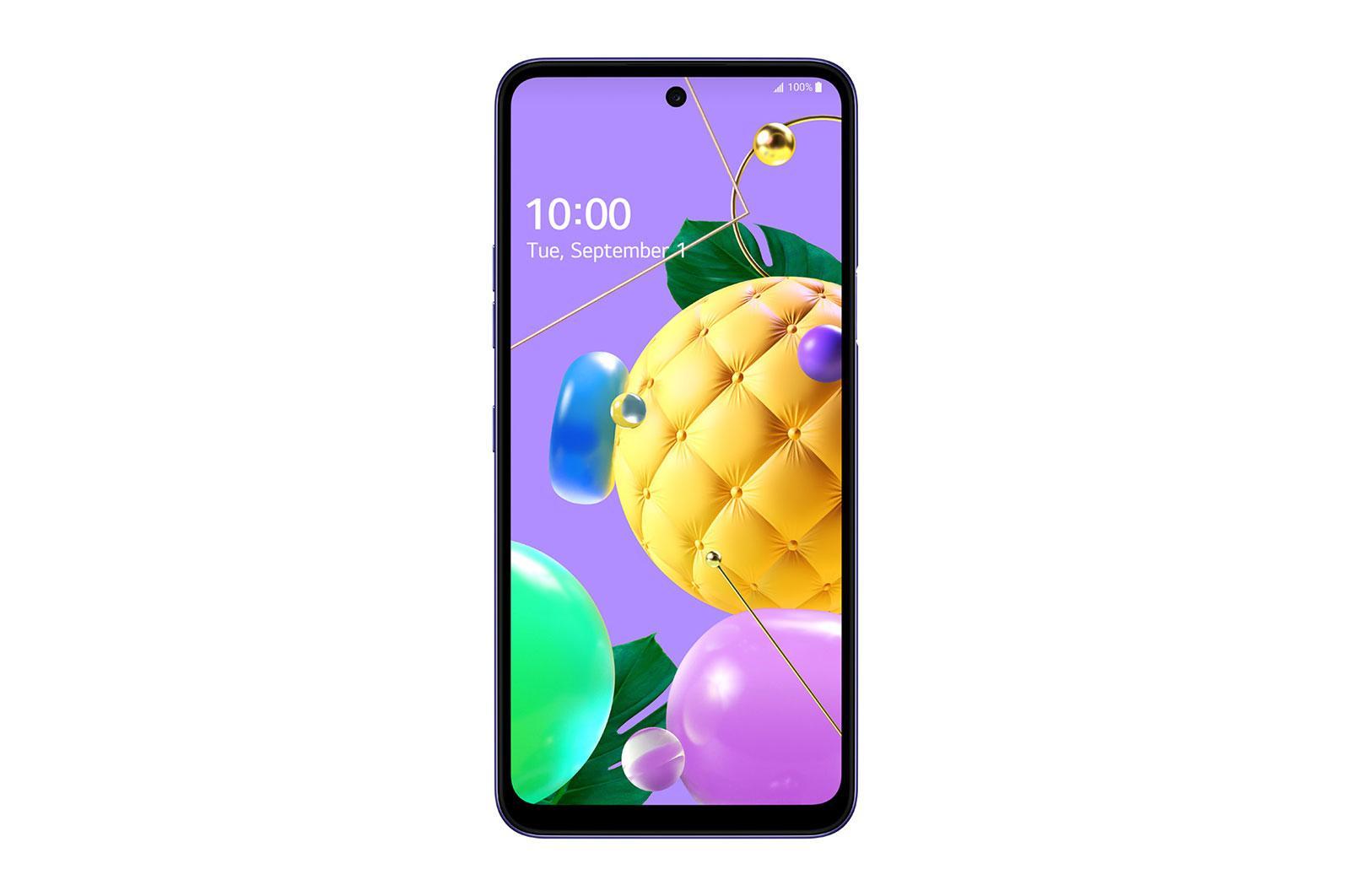 "TIM LG K52 16,7 cm (6.59"") Android 10.0 4G USB tipo-C 4 GB 64 GB 4000 mAh Blu"