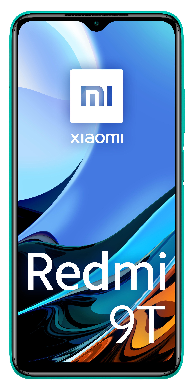 "Xiaomi Redmi 9T 16,6 cm (6.53"") Doppia SIM Android 10.0 4G USB tipo-C 4 GB 64 GB 6000 mAh Verde"