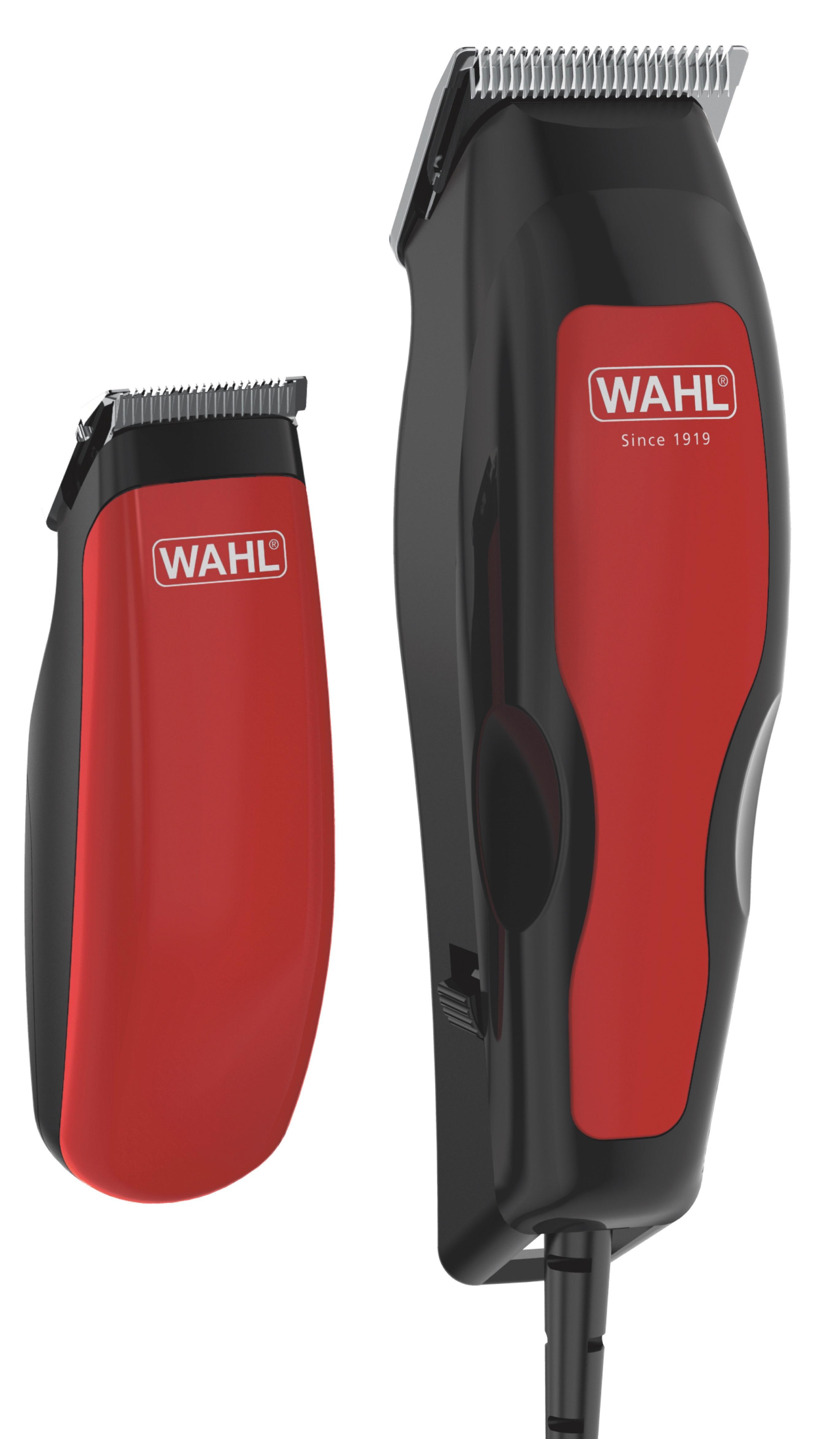 WAHL Tagliacapelli Home Pro Combo Nero, Rosso 1395.0466