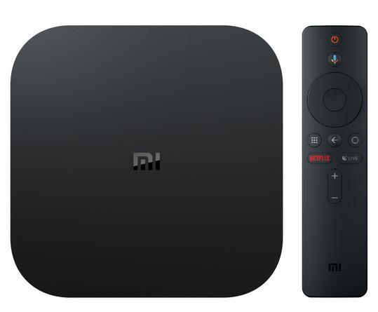 Xiaomi Mi Box S Nero 4K Ultra HD 8 GB Wi-Fi