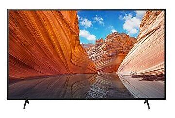 sony kd-65x81j 165,1 cm (65) 4k ultra hd smart tv wi-fi nero