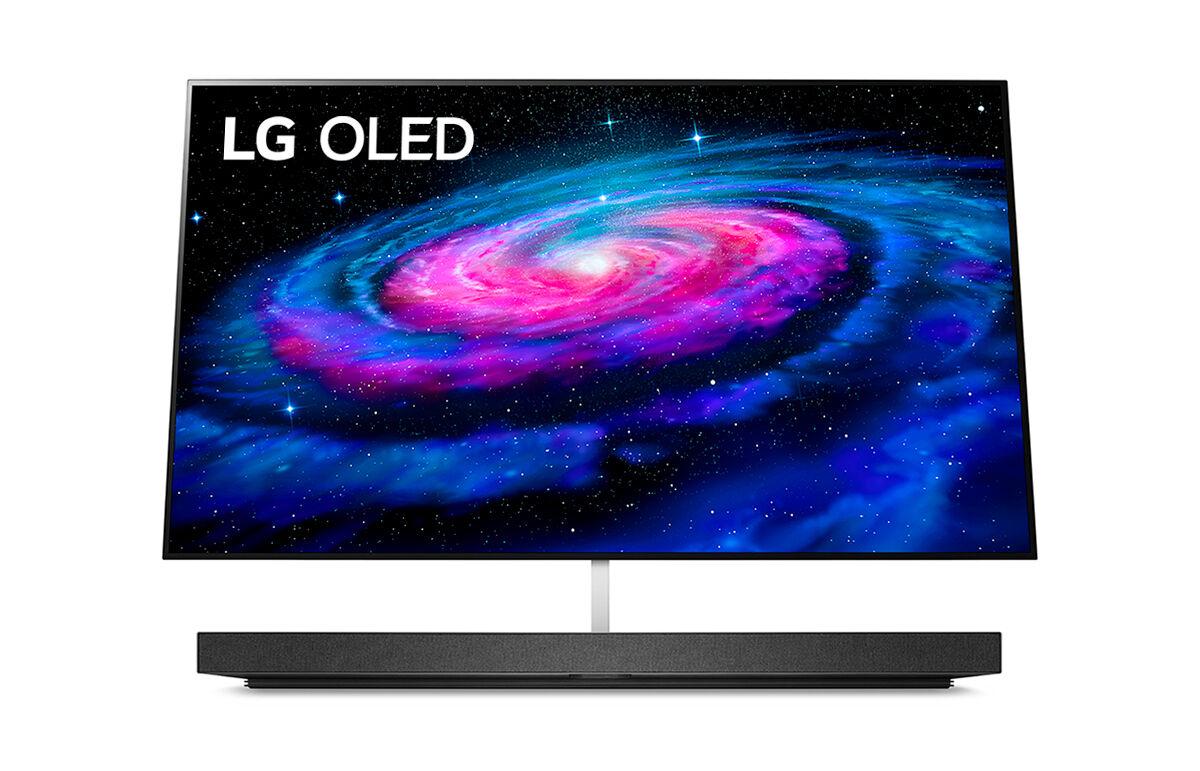 """LG OLED65WX9LA 165,1 cm (65"""") 4K Ultra HD Smart TV Wi-Fi Nero T2 HEVC GARANZIA ITALIA"""