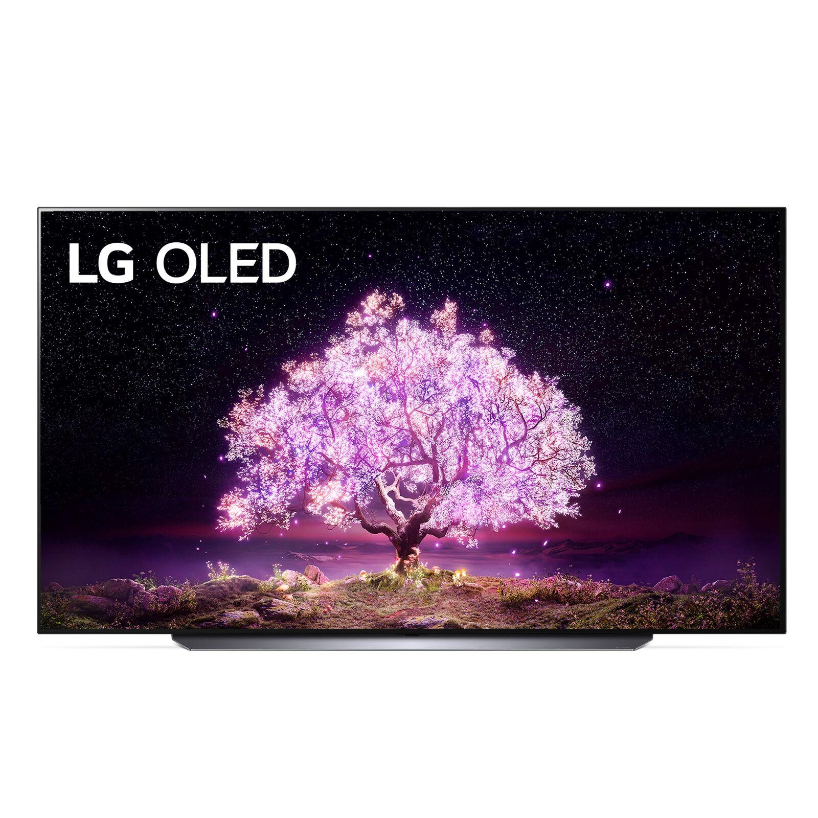 """LG OLED83C14LA 2,11 m (83"""") 4K Ultra HD Smart TV Wi-Fi Titanio"""