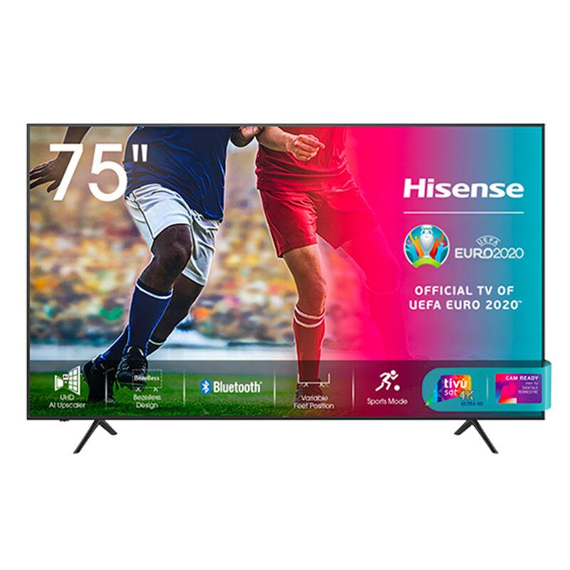 "Hisense 75A7120F TV 189,5 cm (74.6"") 4K Ultra HD Smart TV Wi-Fi Nero"