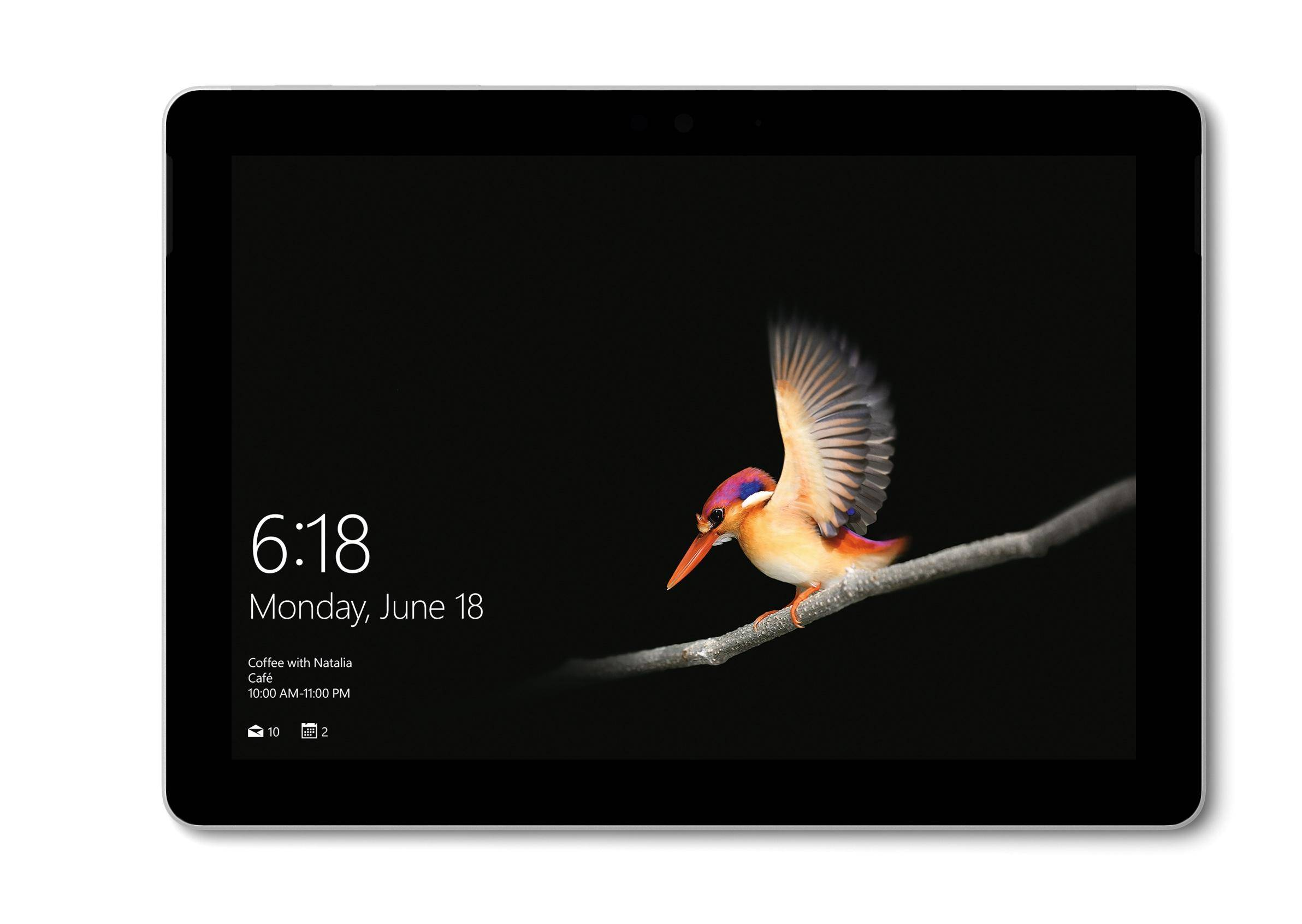 "Microsoft Surface Go 128 GB 25,4 cm (10"") Intel® Pentium® 8 GB Wi-Fi 5 (802.11ac) Windows 10 S Argento"