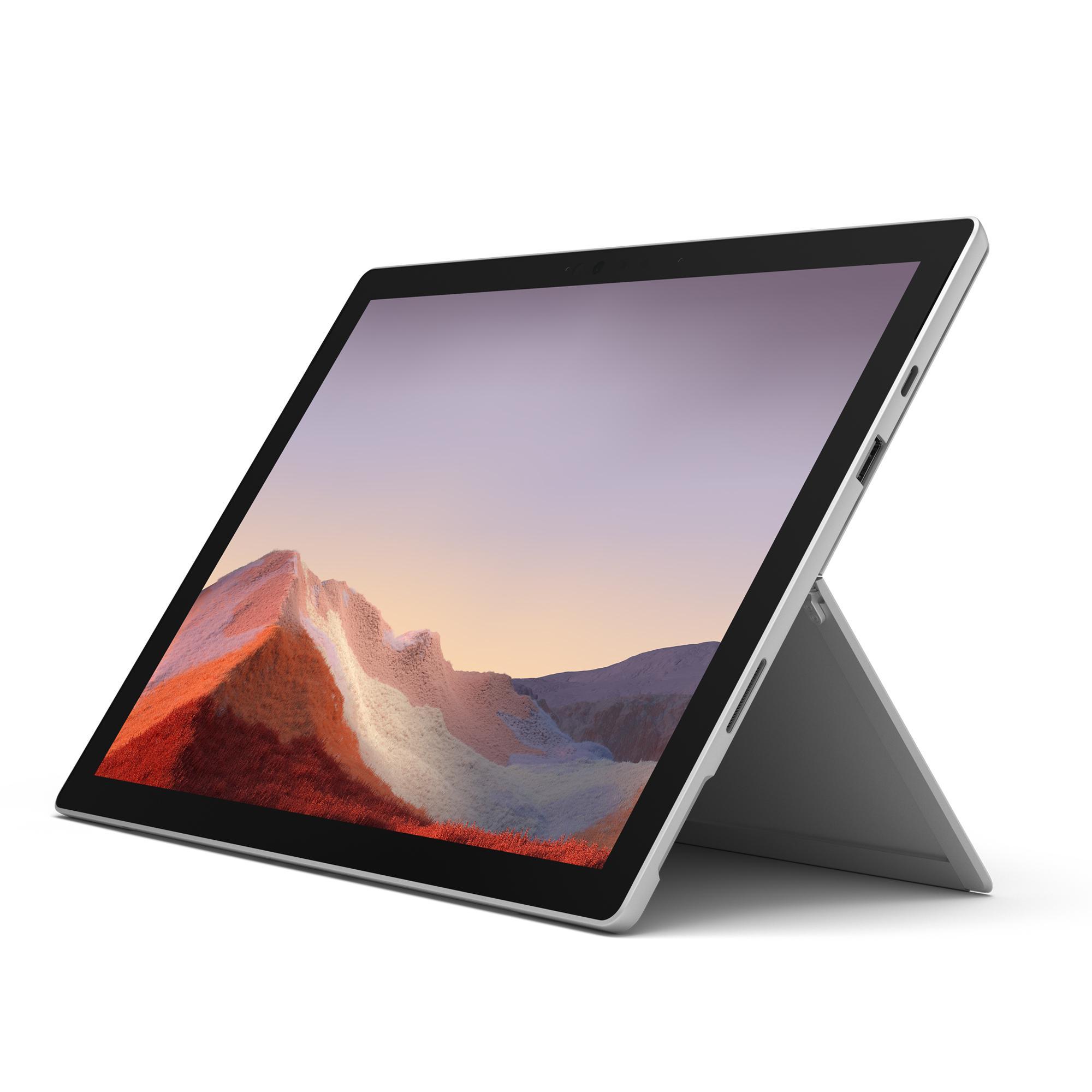 """Microsoft Surface Pro 7 128 GB 31,2 cm (12.3"""") Intel® Core™ i5 di decima generazione 8 GB Wi-Fi 6 (802.11ax) Windows 10 Home Platino"""