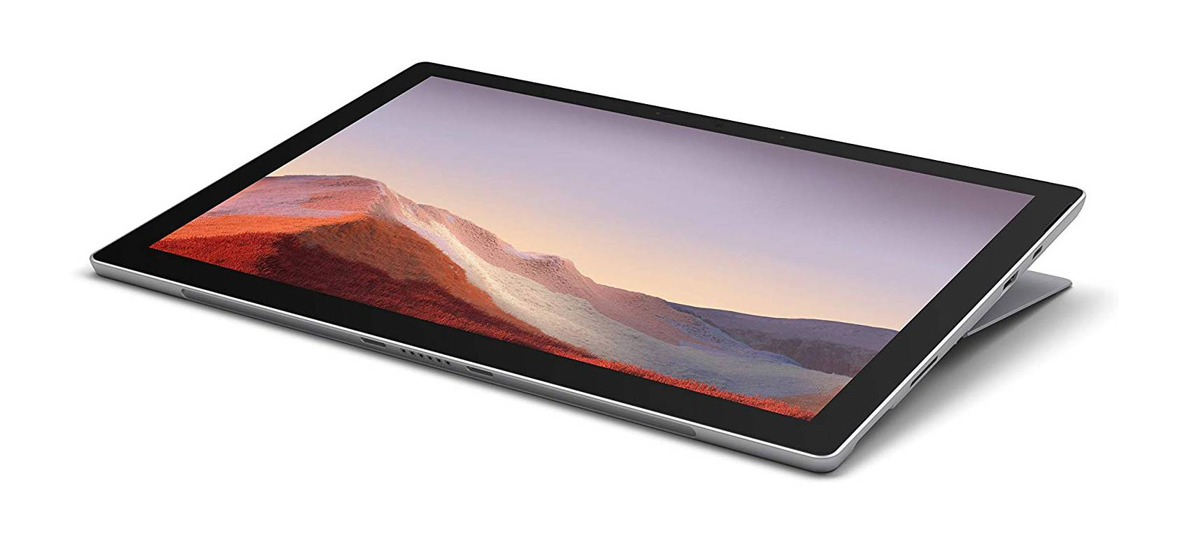 """Microsoft Surface Pro 7 128 GB 31,2 cm (12.3"""") Intel® Core™ i3 di decima generazione 4 GB Wi-Fi 6 (802.11ax) Windows 10 Home Platino"""