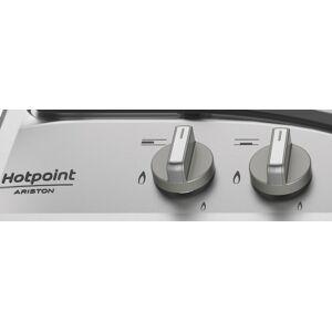 Ariston Hotpoint PCN 641 T/IX/HAR piano cottura Acciaio inossidabile Incorporato Gas 4 Fornello(i)