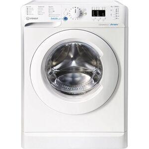 Indesit BWA 81284X W IT N lavatrice Libera installazione Caricamento frontale 8 kg 1200 Giri/min A+++ Bianco