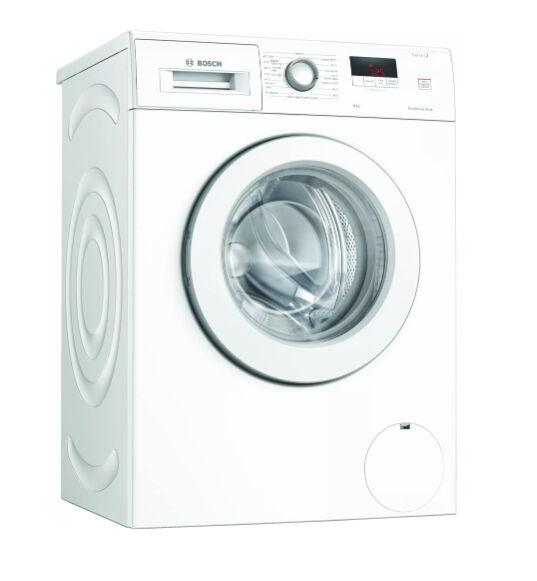 Bosch Serie 2 lavatrice Libera installazione Caricamento frontale 8 kg 1000 Giri/min C Bianco