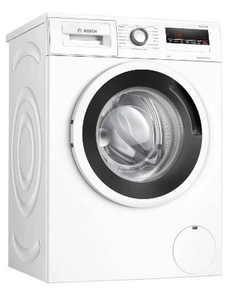 Bosch lavatrice oblò Serie 4 WAN24258IT Libera installazione 8 kg 1200 Giri/min C Bianco