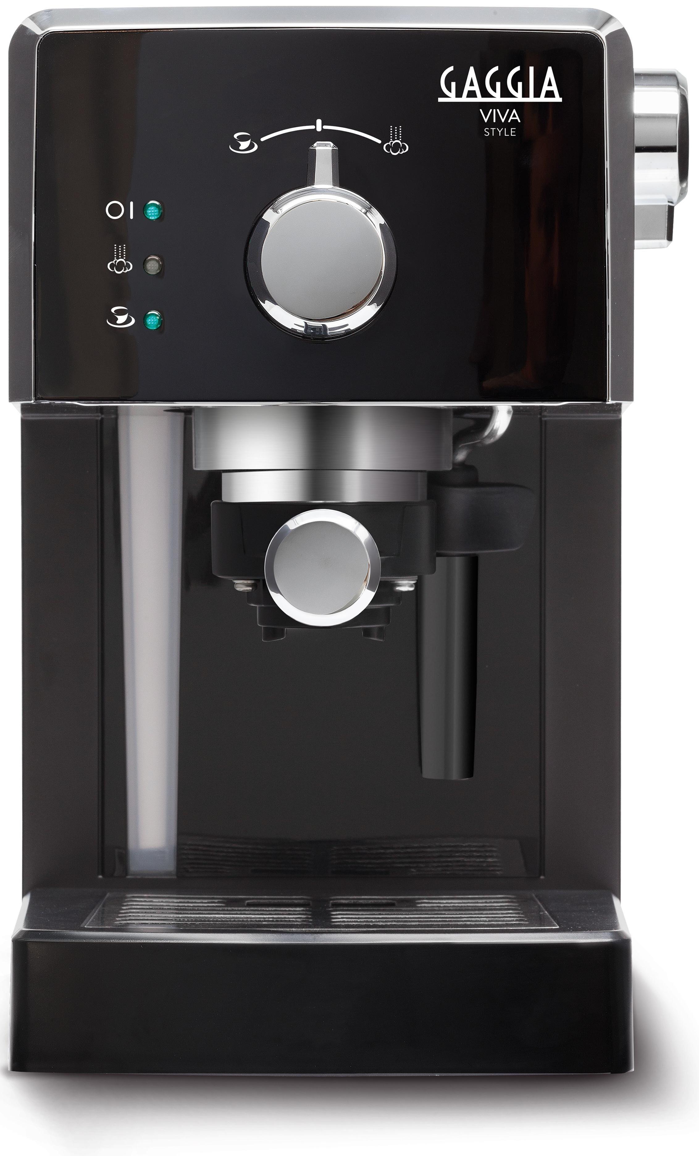 gaggia macchina da caffè manuale ri8433/11