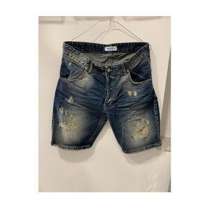 OVER-D Bermuda Jeans Scuro