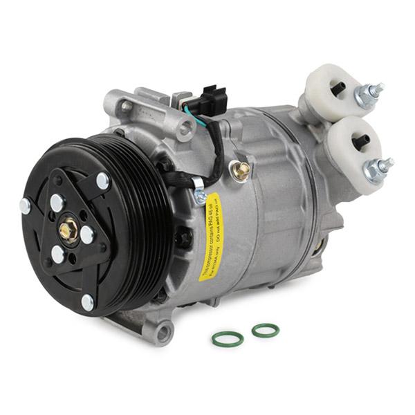 VALEO Compressore Aria Condizionata 813339 Compressore Climatizzatore,Compressore Clima RENAULT,KOLEOS (HY_)