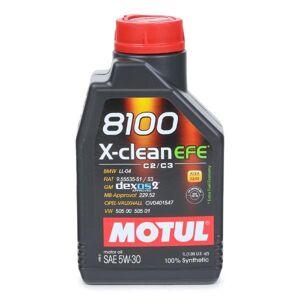 MOTUL Olio motore 8100 X-CLEAN EFE 5W30 109455