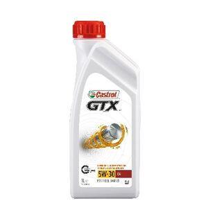 CASTROL Olio motore GTX 5W-30 C4 15900D