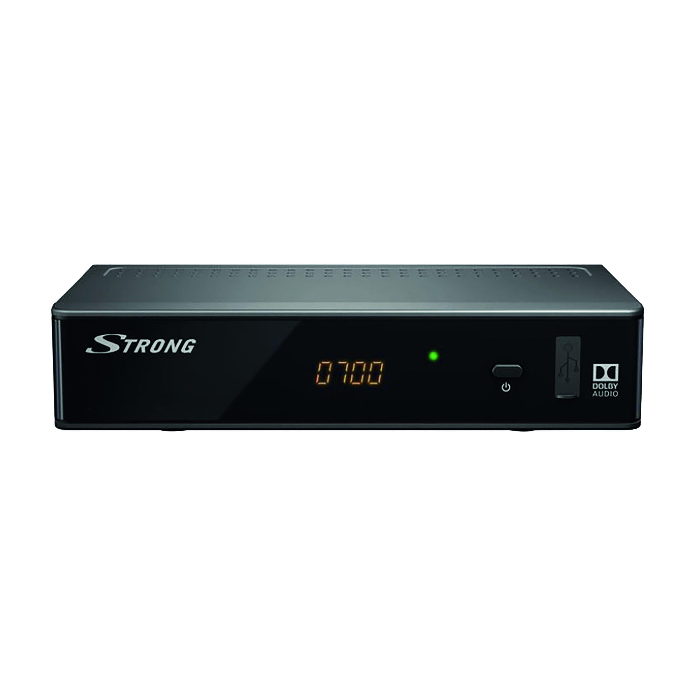 ricevitore digitale terrestre strong ad alta definizione dvb-t2 hdmi per tv free-to-air