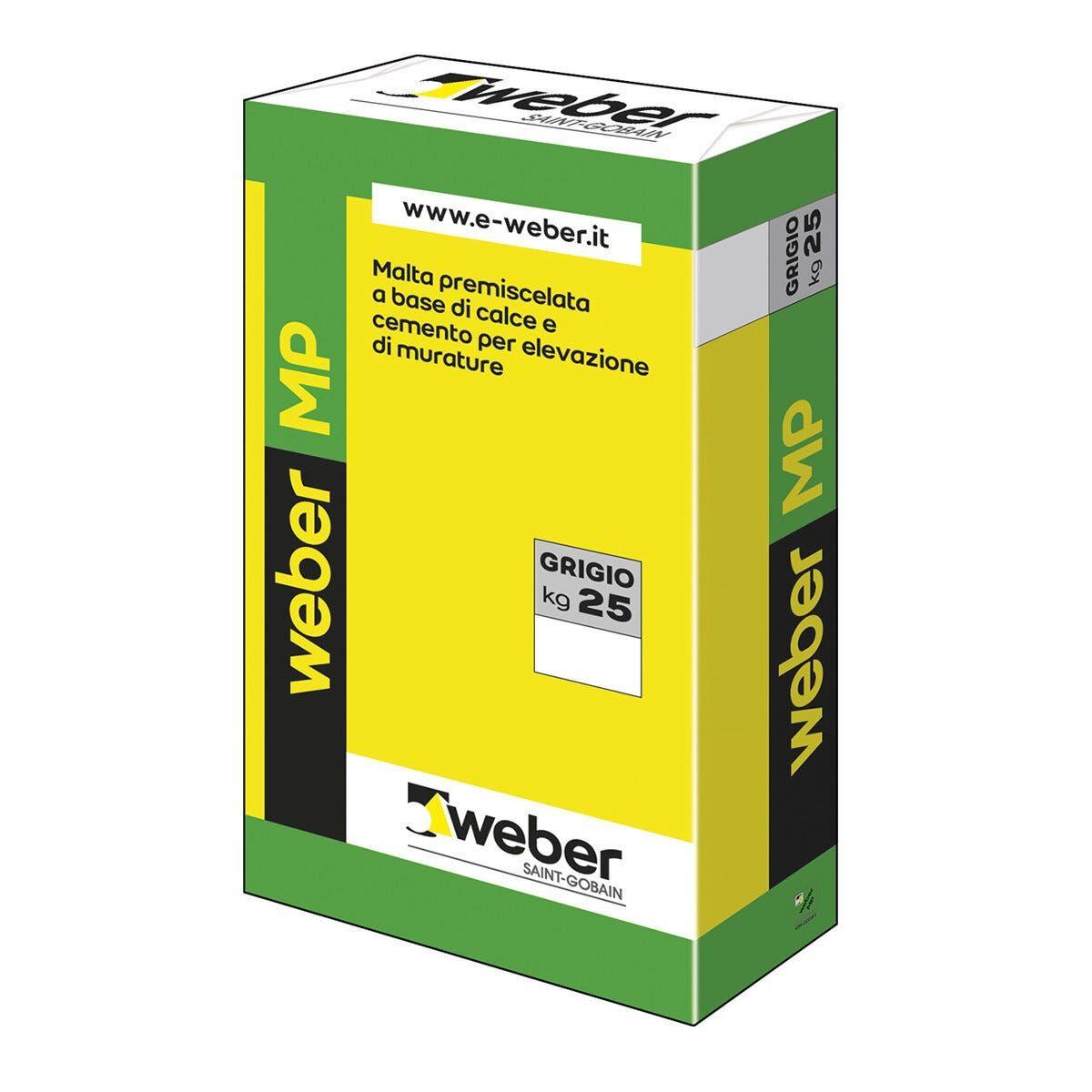 weber malta da allettamento weber mp910f 25 kg a base di calce e cemento granulometria < 1,5