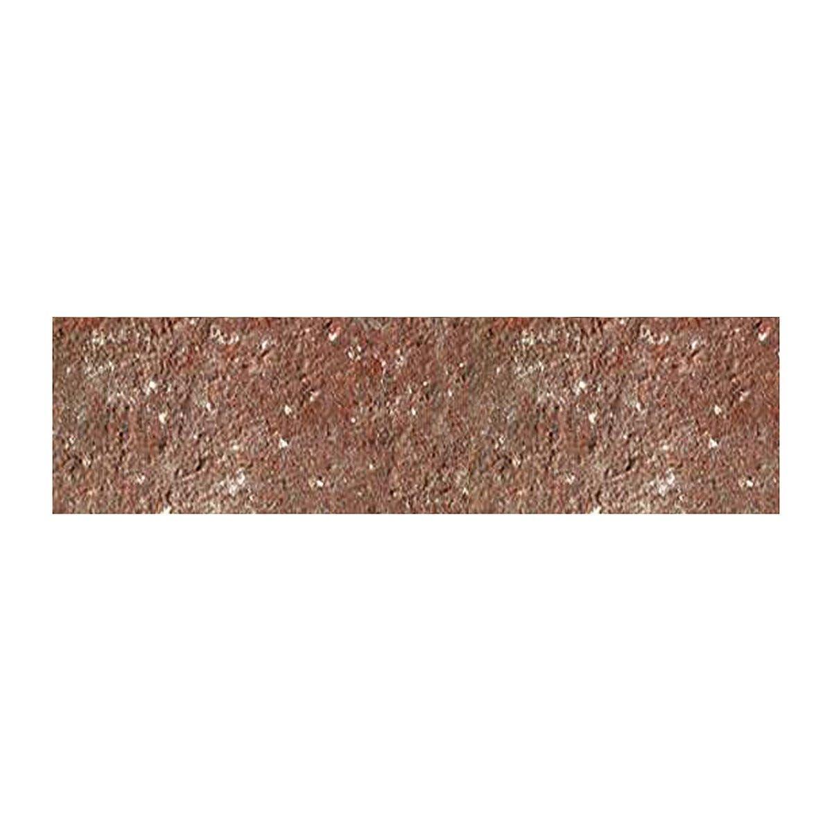 spray _dry mattoncino antico casale mattone 6x25x0,9 cm pei 5 r10 gres porcellanato