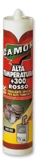 adesivo saldante  vc 270 camon 125 g per tubi e raccordi pvc rosso