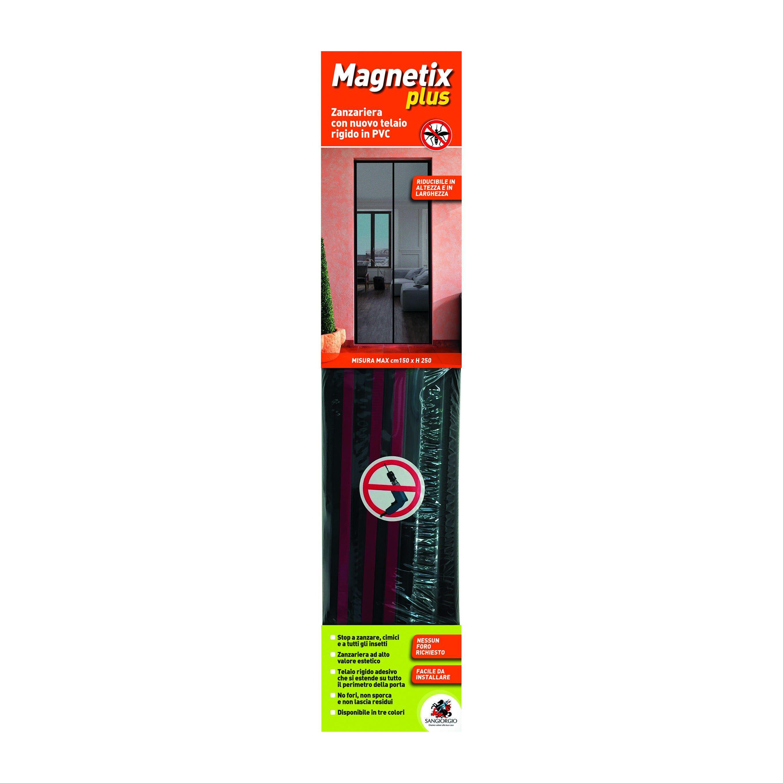 zanzariera magnetica col.marr 150x250cm