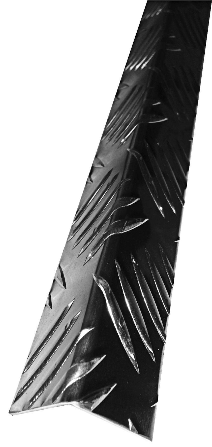 ARCANSAS Angolare Alluminio Chicco Di Riso 30x30x1,5 Mm 1 M