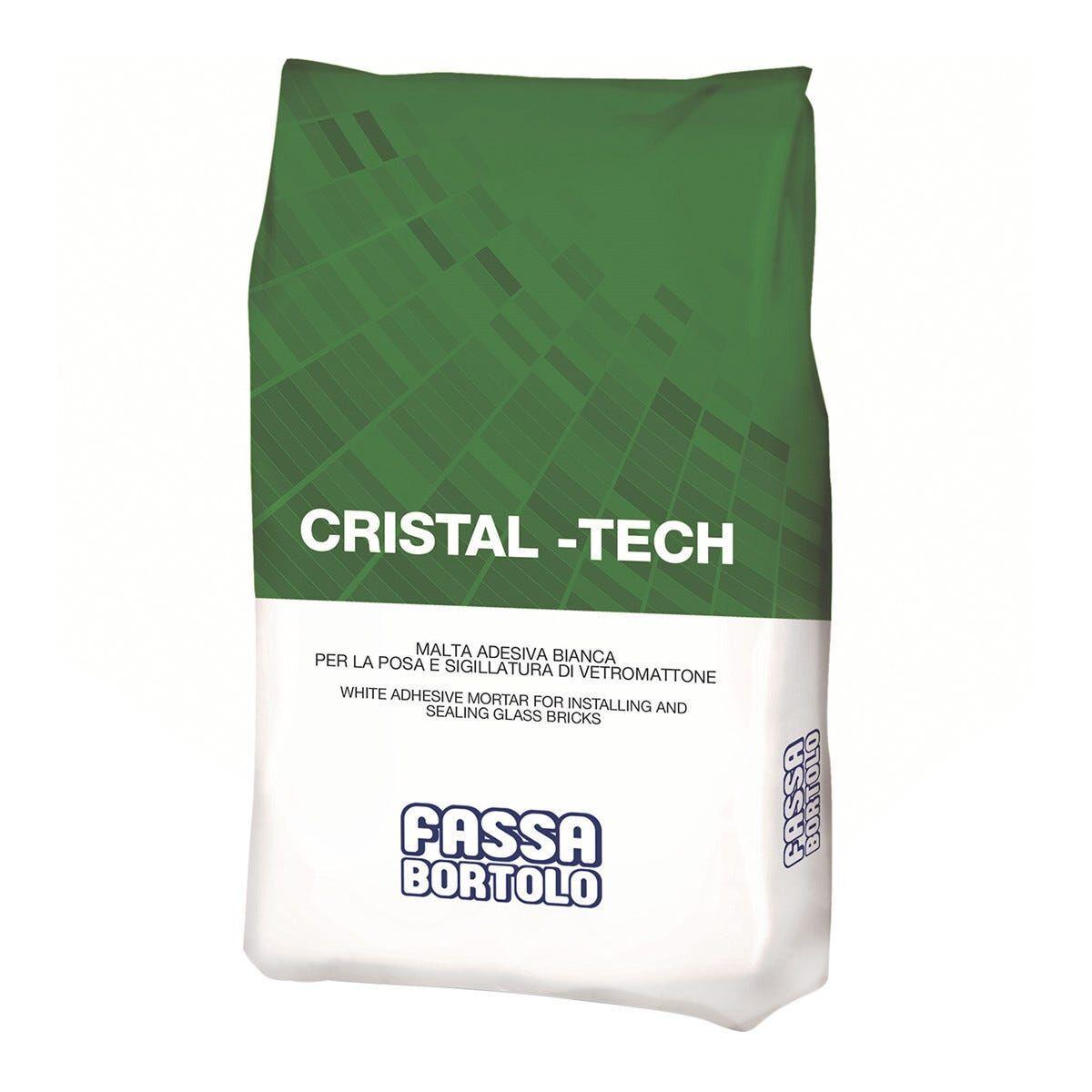 Colla Per Vetromattone Cristal-Tech Fassa 5 Kg