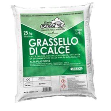 Grassello Di Calce Sberna 25 Kg Cl 90-S Pl Sberna