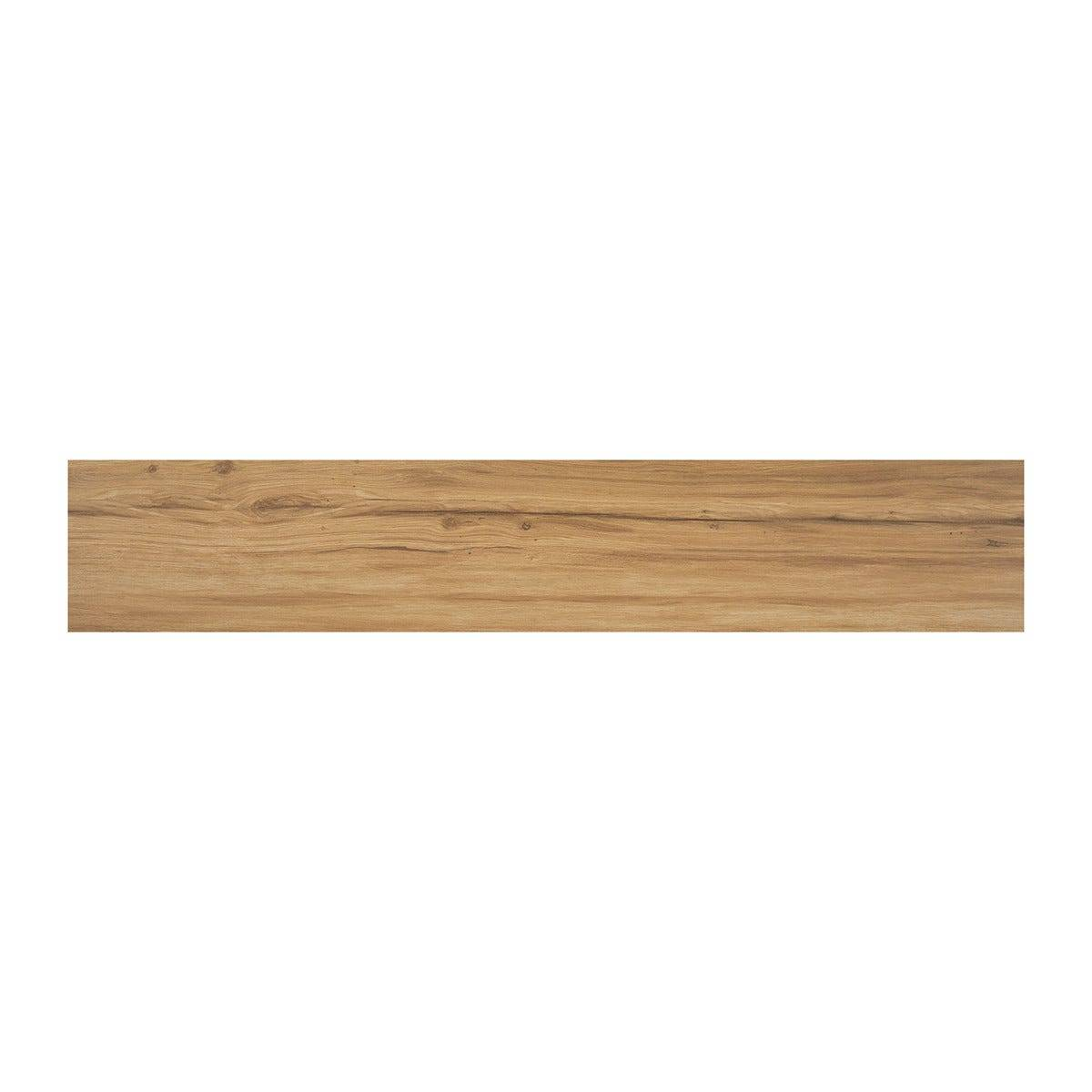 Miele Pavimento Legno Springwood Miele 23x120x1 Cm Pei 4 R10 Gres Porcellanato