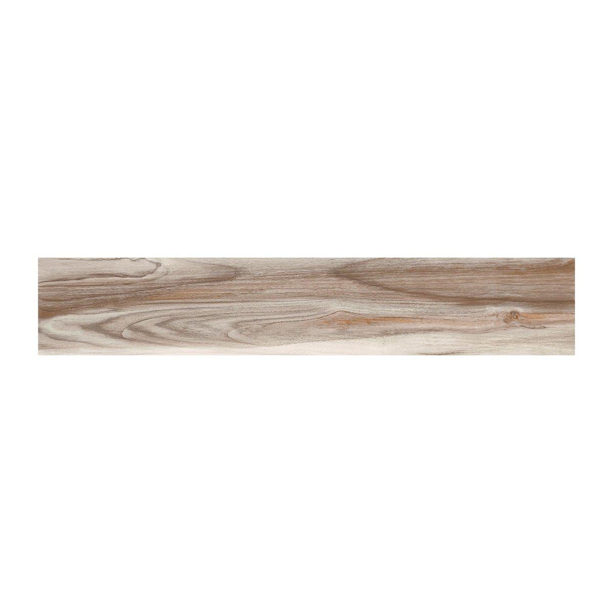 ELLE_CERAMICS Pavimento Interno Esterno Legno Shining Grey 14x83,5 Pei 4 R10 Gres Porcellanato