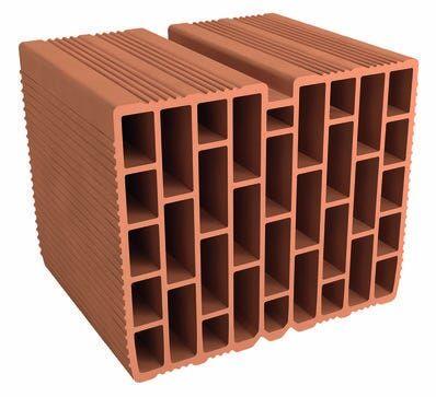 Blocco Termico 30 Cm 9 Lam 25x30x25 Cm