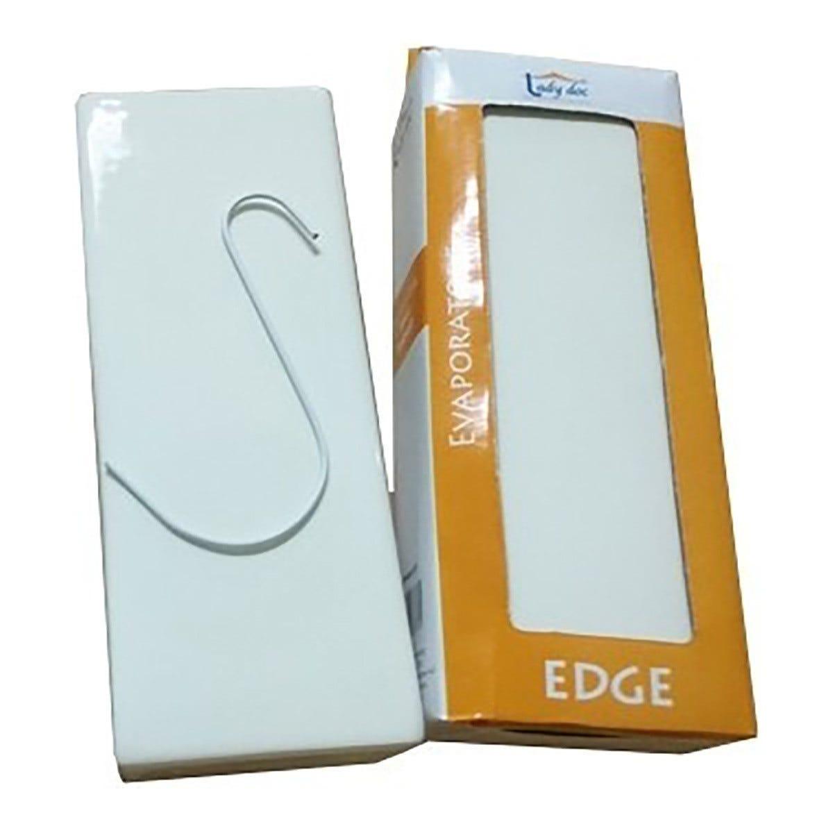Umidificatore Per Caloriferi Bianco 19x7,5x3,8 Cm 1 Pezzo Ceramica Edge Ladydoc