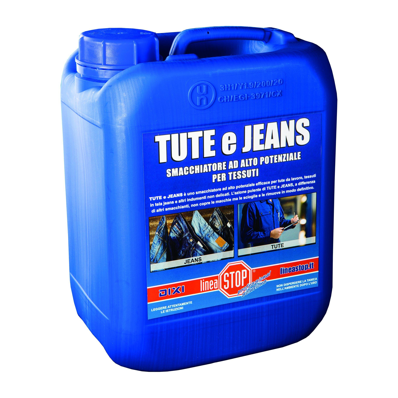 DIXI Smacchiatore Per Tute E Jeans 5 L Per Tessuti Non Delicati