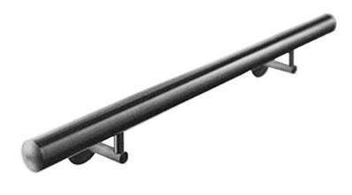 pro_metal_design kit corrimano a muro inox aisi 304 3000 mm