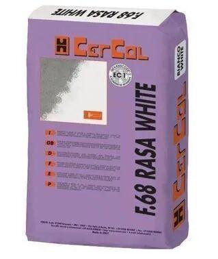 Rasante Bianco Rasa White 25 Kg Finitura Civile Fino A 5 Mm Per Interno Ed Esterno
