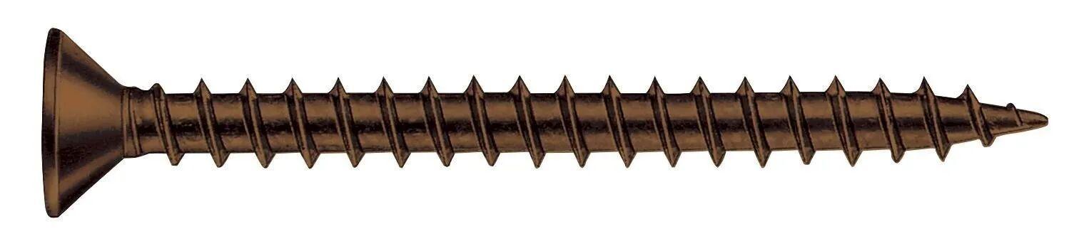 wurth viti truciolari pozidriv  4x40 mm 500 pezzi acciaio bronzato