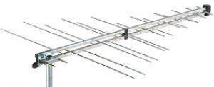 Antenna Logaritmica Periodica Fracarro Lp345hv Con Filtro Lte