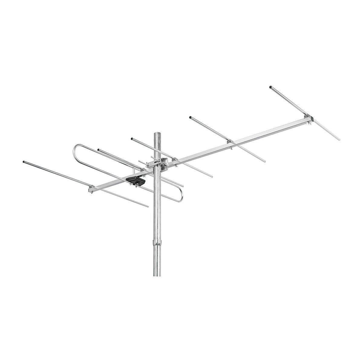 Antenna Per Esterno Vhf 6 Elementi Ch 5-12
