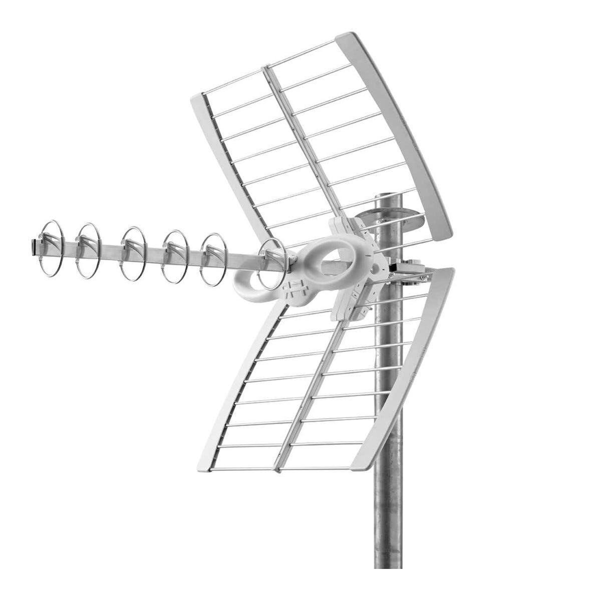 Sigma Antenna Uhf Fracarro Sigma 6hd Larga Banda Per Ricezione Tv-Lte