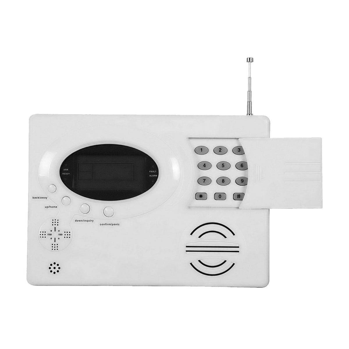 PROXE Kit Allarme Vigila 1 Con Centralina Wireless Con Pstn Integrato 1 Telecomando, 1 Sensore