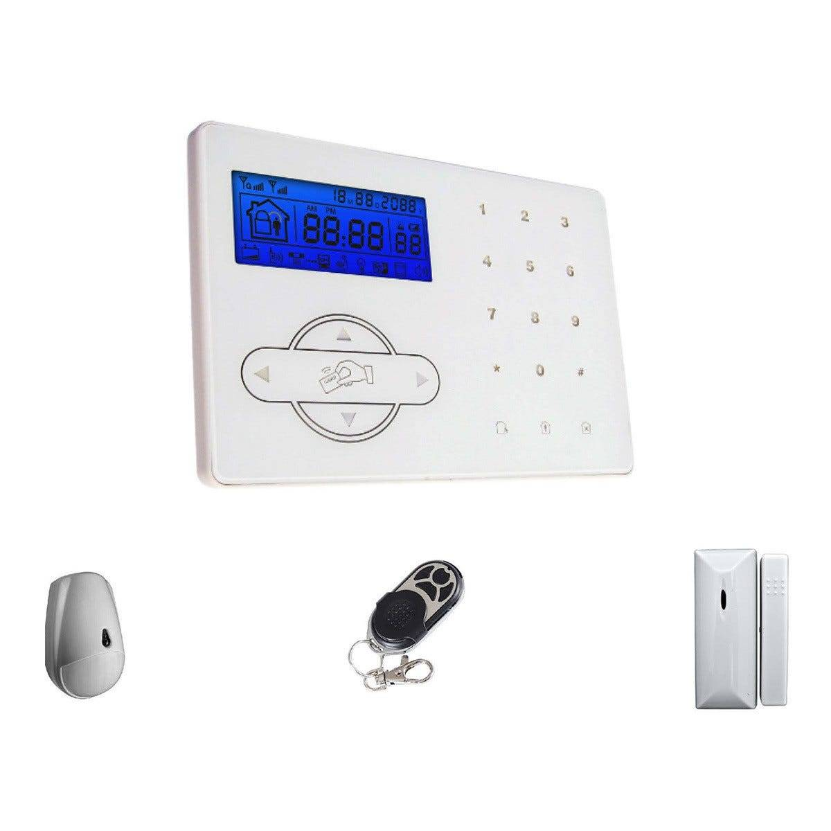 PROXE Kit Allarme Vigila 1 Con Centralina Wireless Con Pstn Integrato Touch