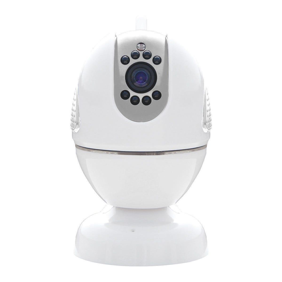 PROXE Telecamera  551066 Ip Wifi H264 Ottica 3,6 Mm 8 Led Ir 1,3 Mpx