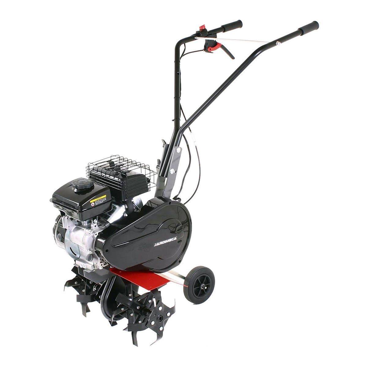 Cc Motozappa 79 Cc Jardimeca Fts100 Larghezza Lavoro 35 Cm Motore R80ohv Frese Ø 24 Cm
