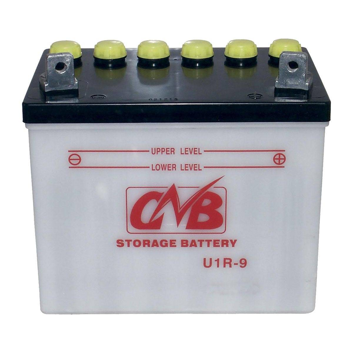 Batteria Per Trattorino 12 V 24 A Polo Positivo Destro L197xh180xp131 Mm Peso 5 Kg
