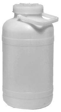 Fusto Ad Uso Alimentare Base Ø 270mm Bocca Ø 140mm 25 L Polietilene