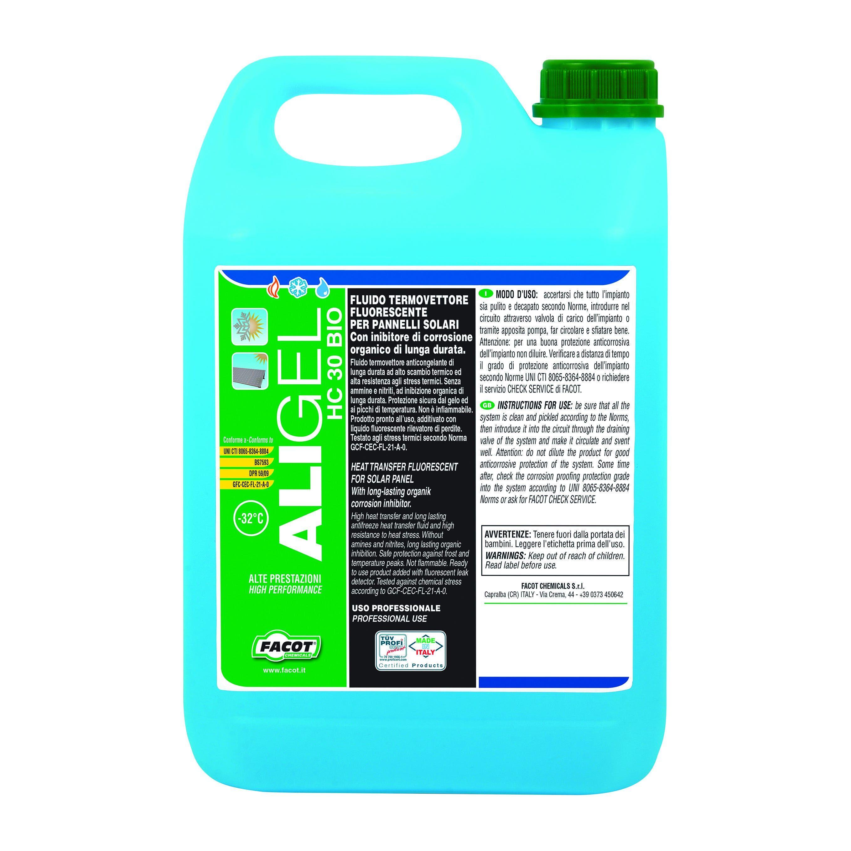 Aligel Hc30 Bio 10 Kg Fluorescente